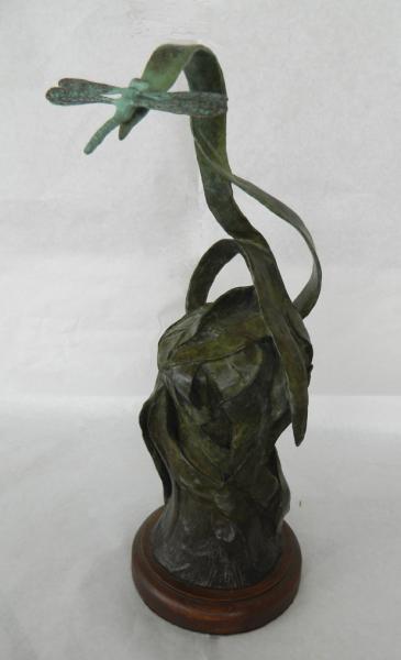 Summer Visitor , Bronze ,   $3,800