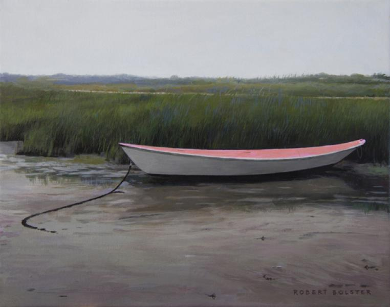 Blushing Ark, oil on canvas, 11 x 14 inches  SOLD