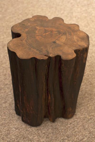 Ambrosia Maple, Wheeled Stump,  , 22 x 18 inches, $Please Inquire