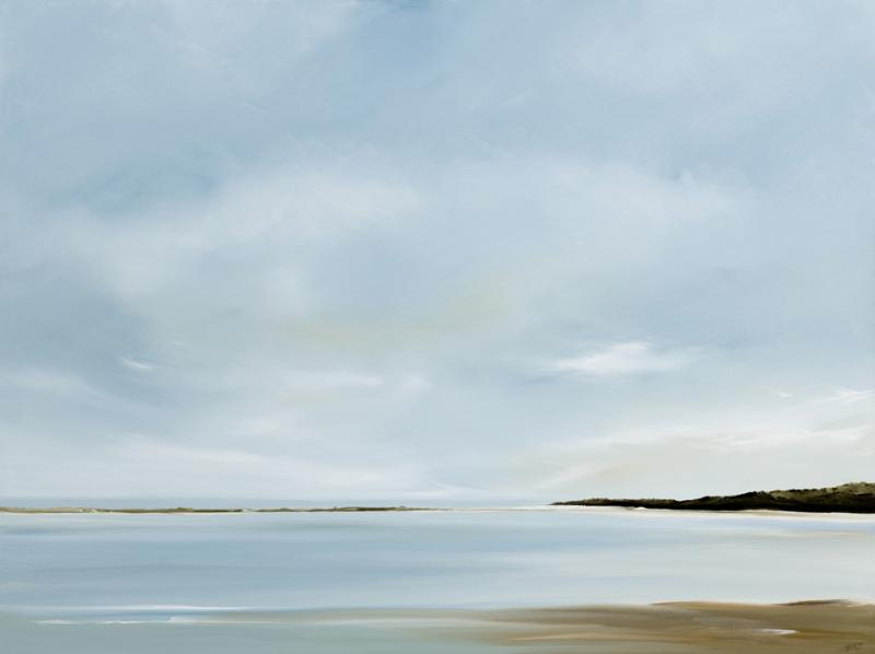 Eternity, oil on canvas, 30 x 40 inches  SOLD