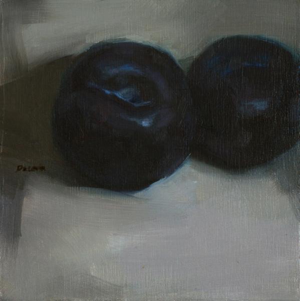 Dana levin dark plums