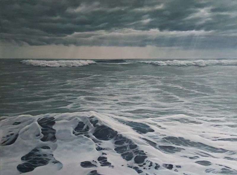 Memories of Nauset, oil on linen, 30 x 40 inches  SOLD