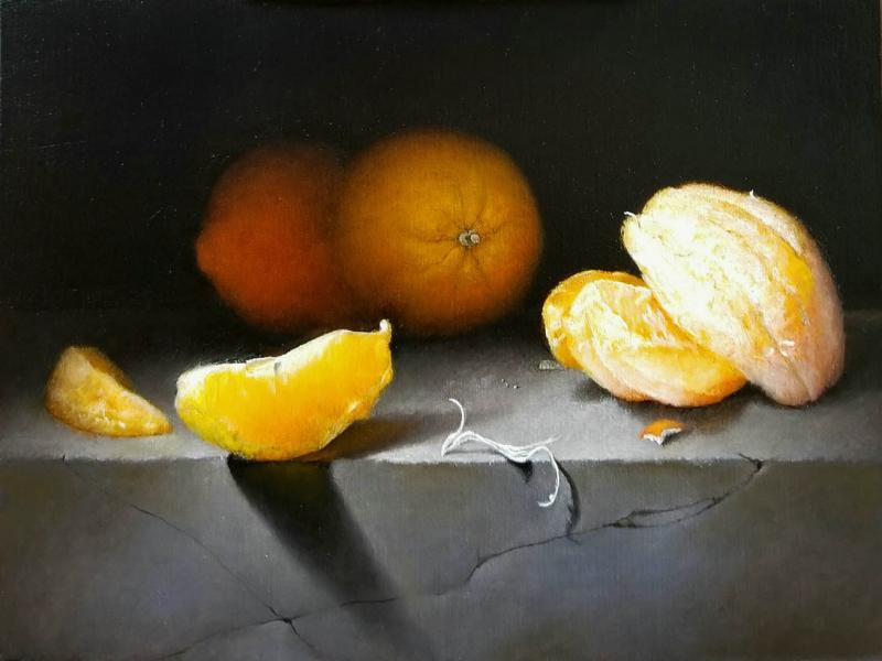 Hunt orangelr