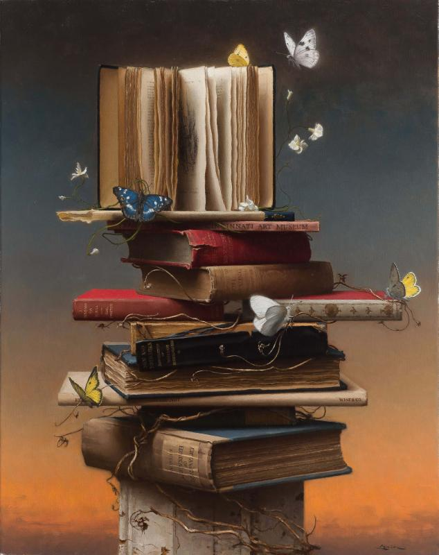 Books and Butterflies