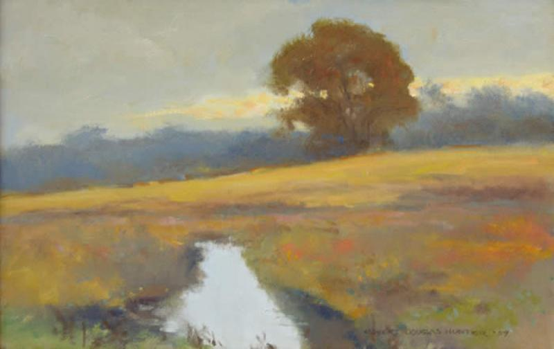 Late Autumn Landscape, Norfolk