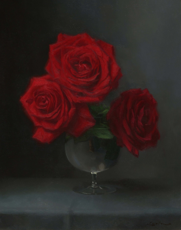 Steven j levin three roseslr
