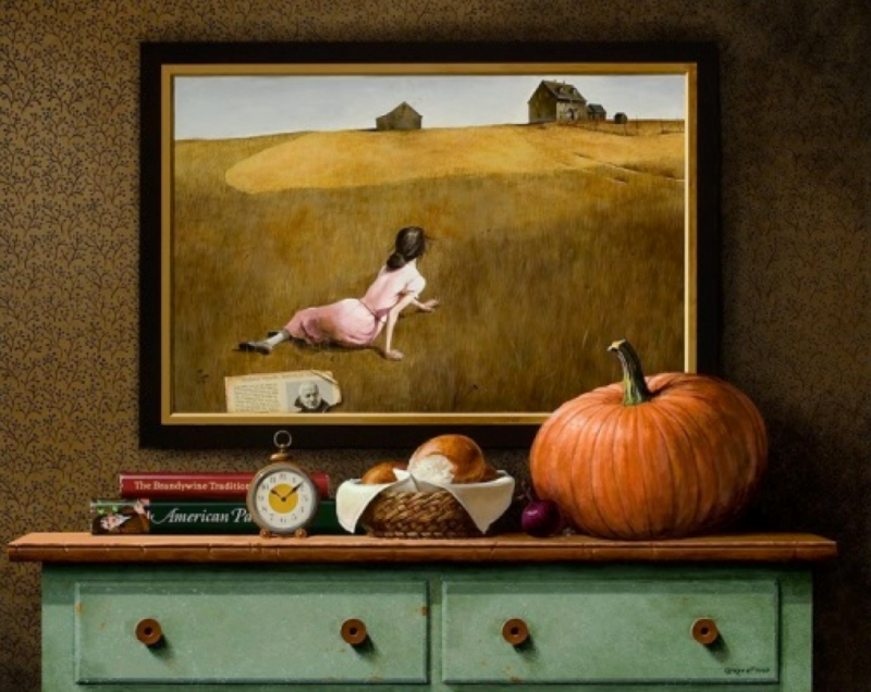 Jenness Cortez, Master Painter